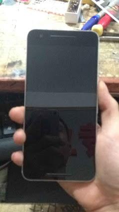 Huawei Nexus smartphone Google